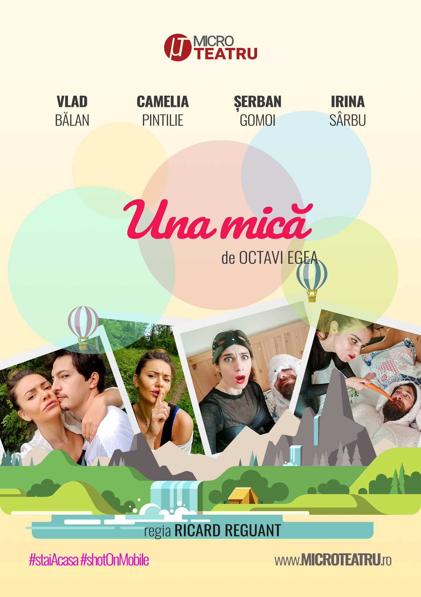 Poster - Una Mica